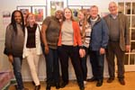 Friends at Photo Exhibit